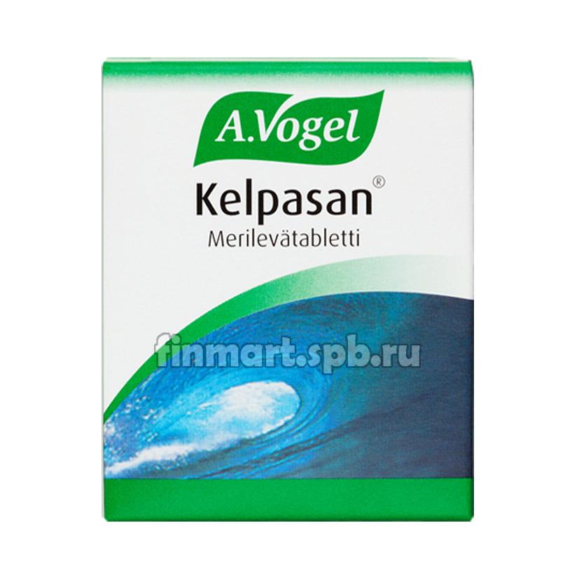 Таблетки на основе морских водорослей A.Vogel Kelpasan - 87 таб.