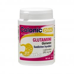 Colonic Plus Glutamiini - Колоник плюс Глютамин