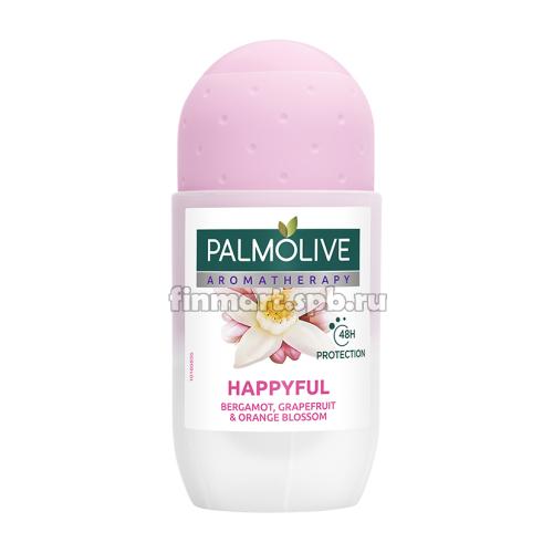 Роликовый дезодорант Palmolive Happyful (48h) - 50 мл.