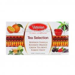 Чай ассорти Victorian Tea selection - 100 пак.