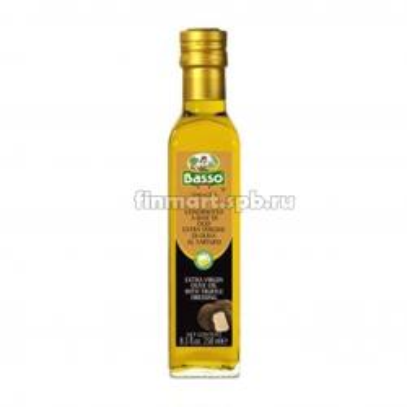 Оливковое масло Basso (c Трюфелем) - 250 мл.