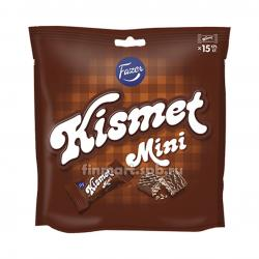 Конфеты Fazer Kismet Mini - 145 гр.