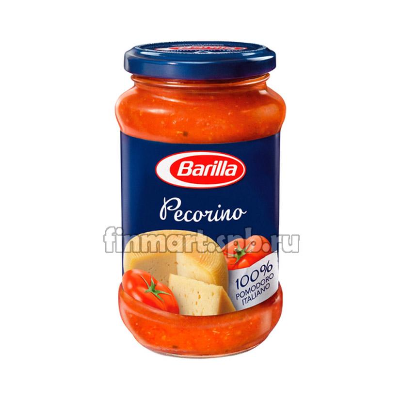 Томатный соус Barilla Pecorino (с кусочками сыра пекорино) - 400 гр.