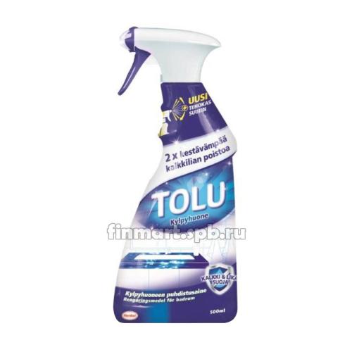 Средство для уборки ванной Tolu Kylpyhuone - 500 мл.