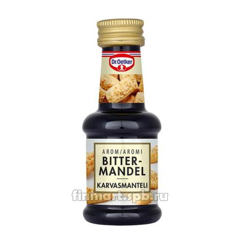 Ароматизатор Dr. Oetker Bitter Mandel (миндаль) - 30 мл.