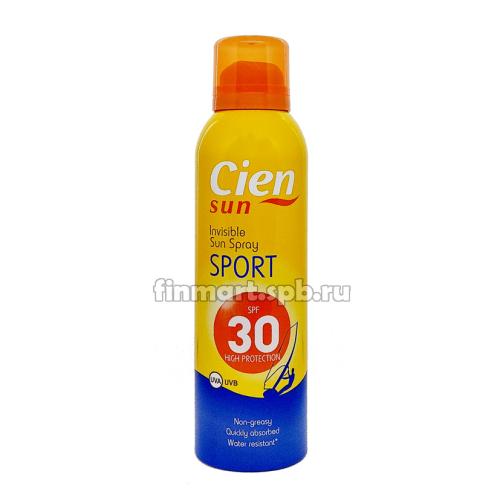 Спрей для загара Сien Sport spf30 - 250 мл.