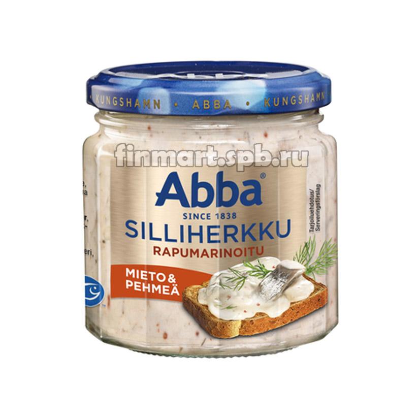Селедка ABBA Silliherkku (в соусе с креветками) - 220 гр.
