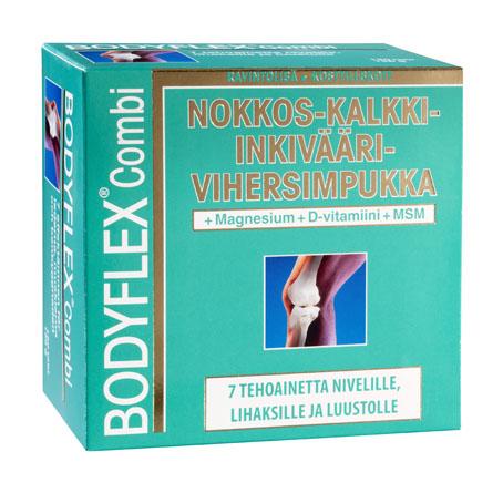 Витамины для суставов BODYFLEX Combi - 60 шт.