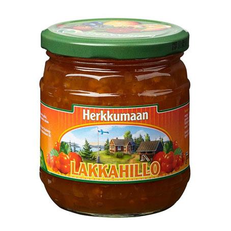 Варенье Herkkumaa Lakkahillo (морошка)