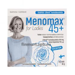 Витамины Menomax for Ladies 45+ - 60 таб.