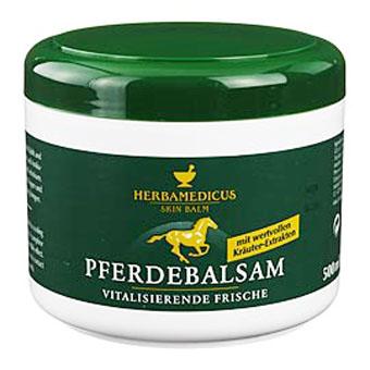 Бальзам Herbamedicus Pferdebalsam (охлаждающий) - 500 мл.
