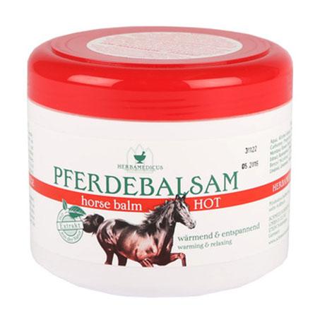 Бальзам Herbamedicus Pferdebalsam (согревающий) - 500 мл.