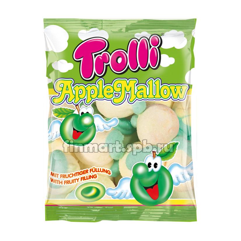 Маршмеллоу Trolli Apple Mallow (яблоко) - 150 гр.