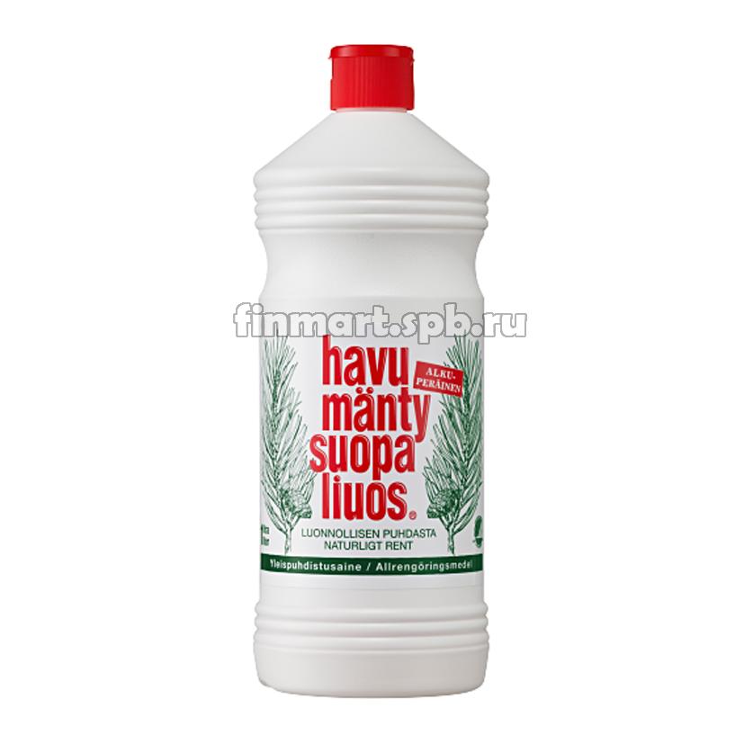 Жидкое хвойное мыло Havu manty suopa liuos - 1 литр.