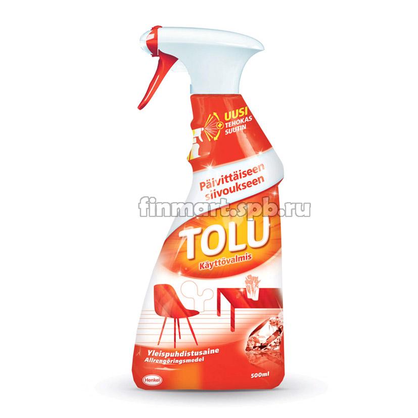 Универсальное средство для уборки Tolu Kayttovalmis - 500 мл.