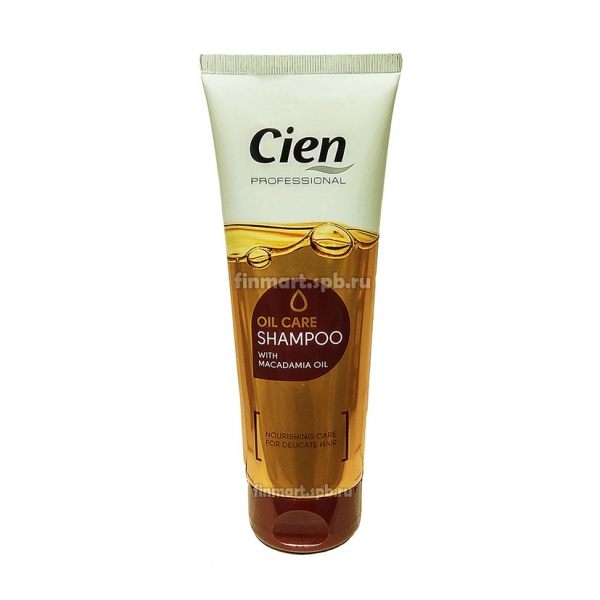 Шампунь Cien professional oil care shampoo - 200 мл.