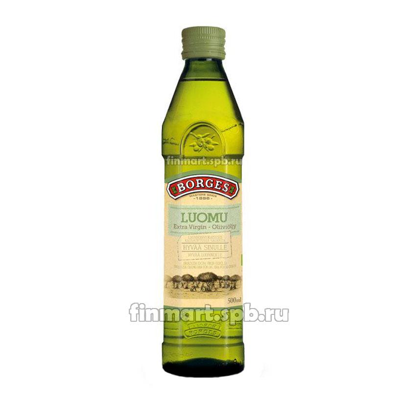Оливковое масло Borges Luomu (органическое , первого отжима) - 500 мл.