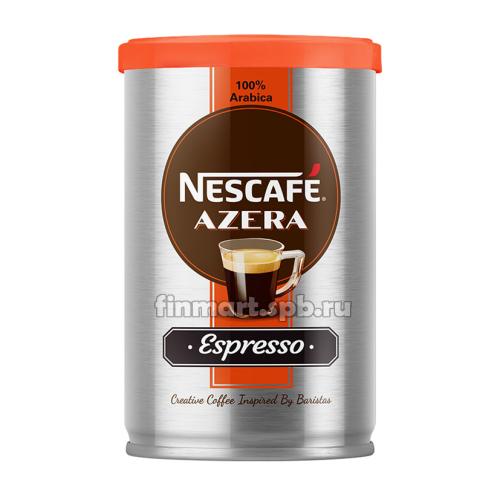 Растворимый кофе Nescafe Azera Espresso (Нескафе эспрессо) - 100 гр.