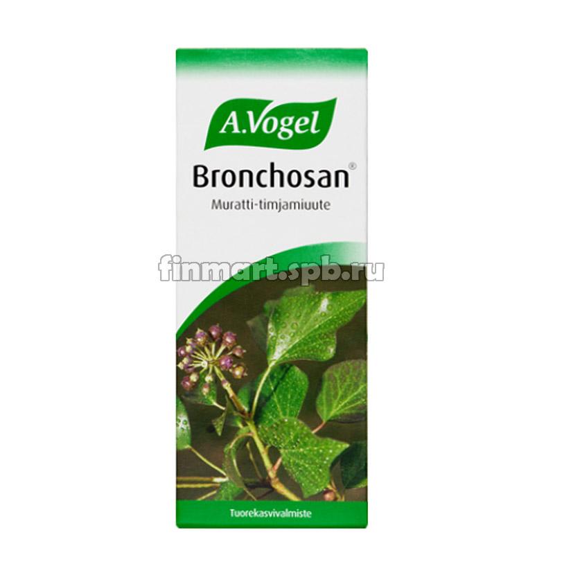 Успокоительное при кашле A.Vogel Bronchosan - 50 мл.