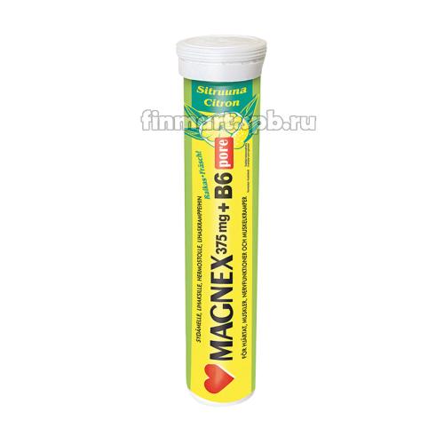 Magnex 375 mg + B6 - 20 шт.
