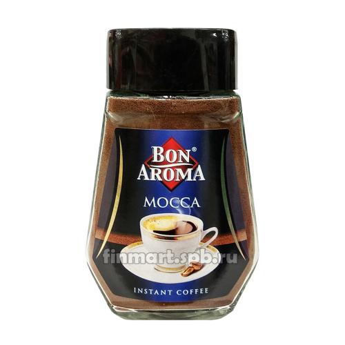 Растворимый кофе Bon Aroma Mocca - 100 гр.