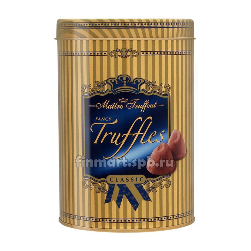 Шоколадные трюфели Maitre Truffout Classic - 500 гр.