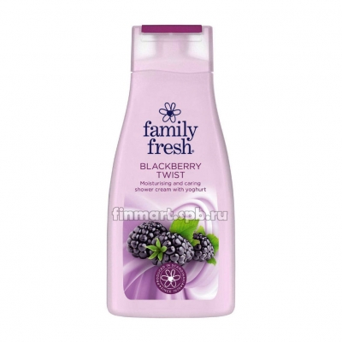 Гель для душа Family Fresh So soft - 500 мл.