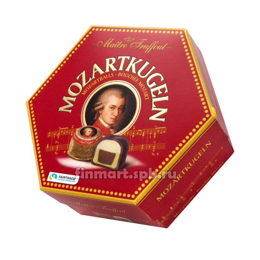 Шоколадные шарики с марципаном Maitre Truffout Mozartkugeln - 300 гр.