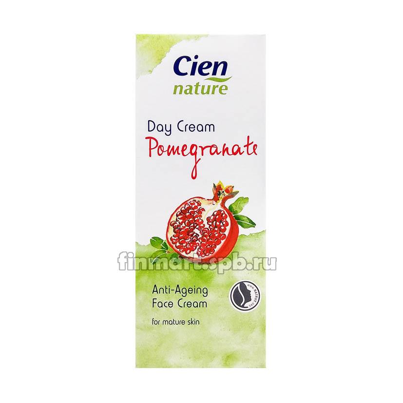 Ночной крем для лица Cien nature Night cream (pomergranate - с экстрактом гранта) - 50 мл.