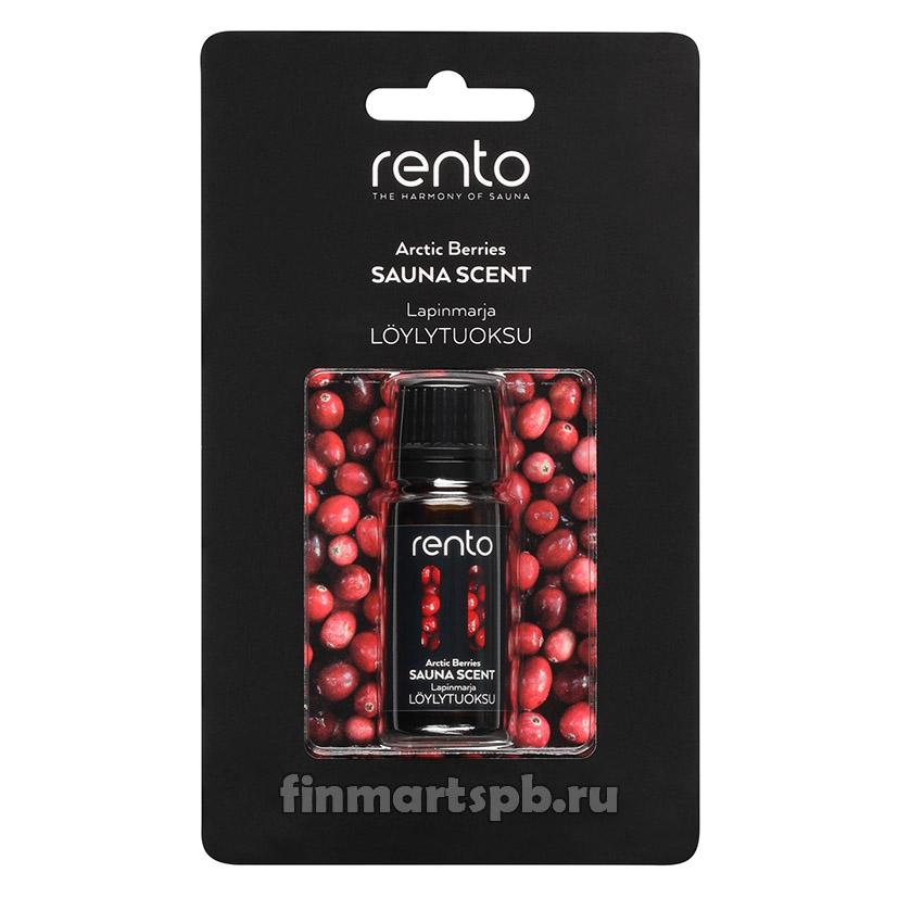 Аромат для бани и сауны Rento lapinmarja  (Лапландские ягоды) - 10 мл.