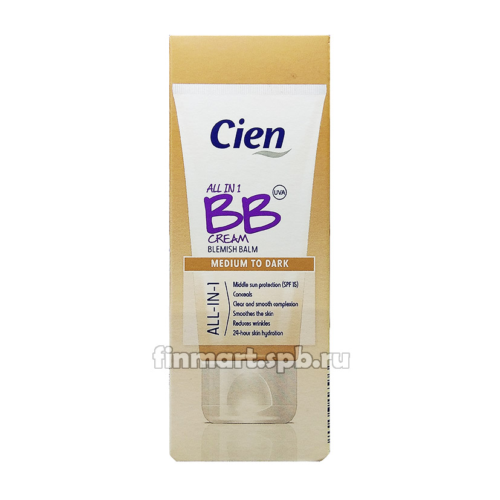 Тональный крем Cien BB cream (medium to dark) - 50 мл.