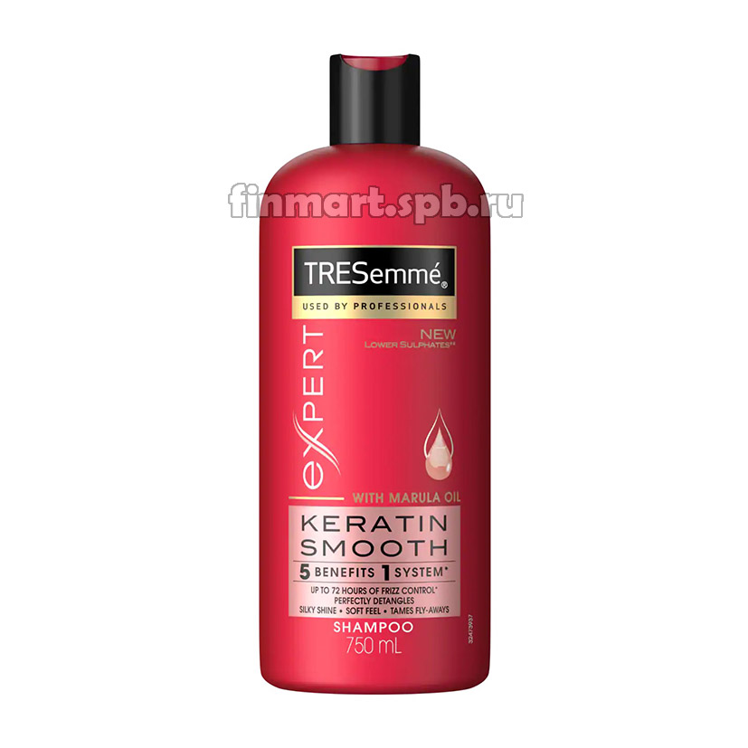 Шампунь с кератином TRESemme Keratin Smooth - 750 мл.