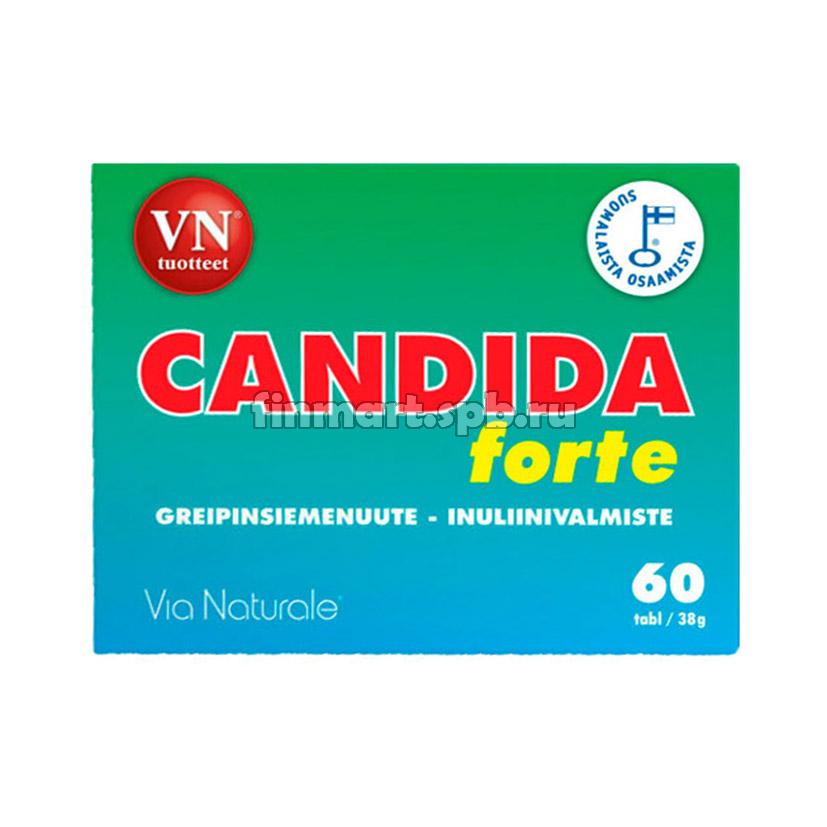 Витамины для кишечника Candida Forte - 60 таб.