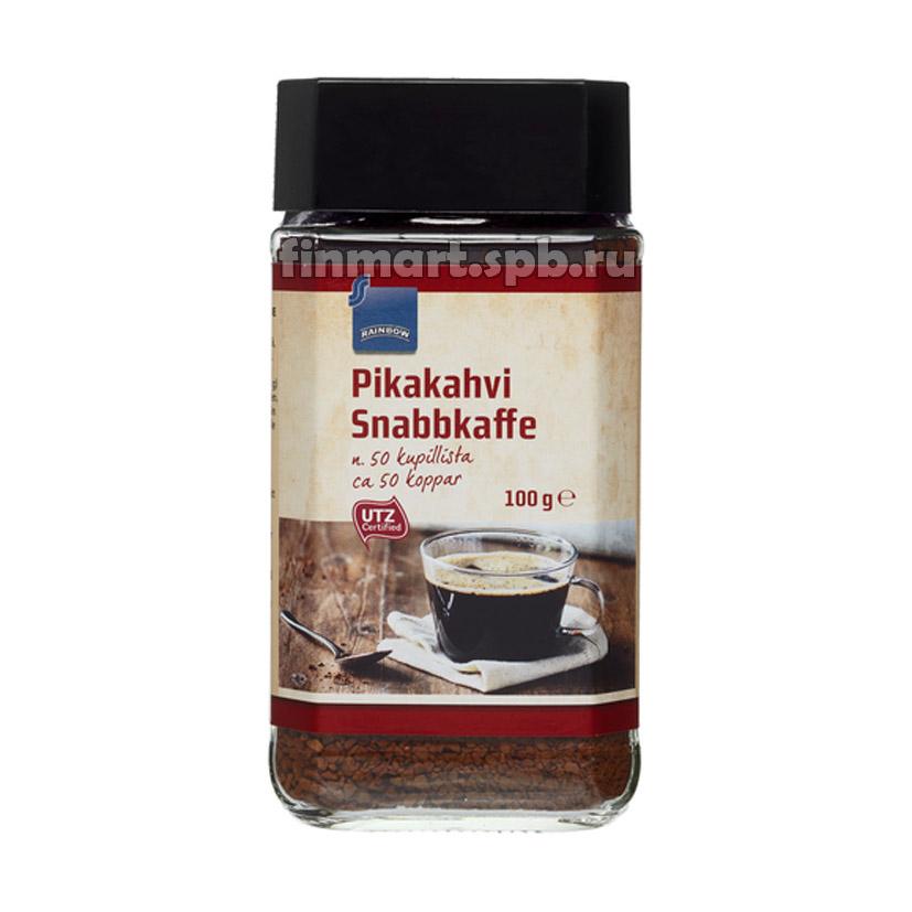 Растворимый кофе Rainbow pikakahvi - 100 гр.
