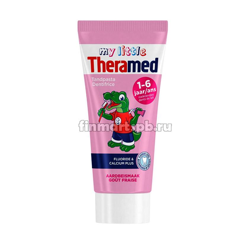 Зубная паста My little Theramed (от 1 до 6 лет) - 50 мл.