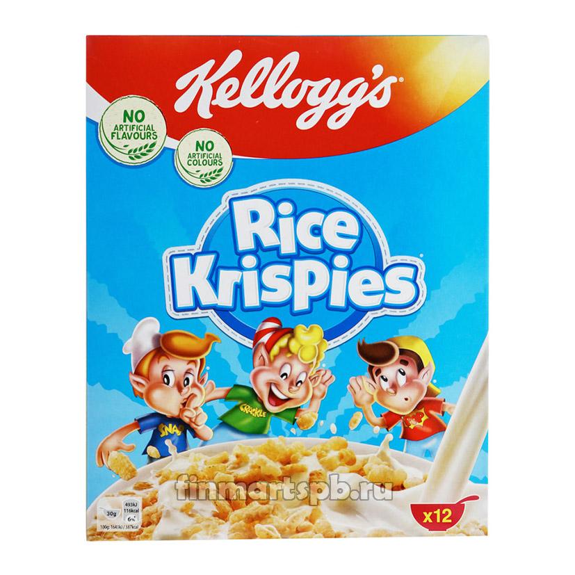 Рисовые хлопья Kellogg's Rice Krispies - 375 гр.