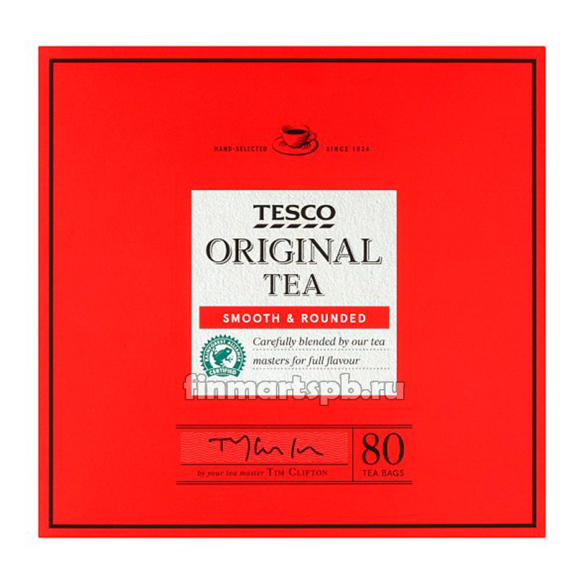 Tesco Original Tea