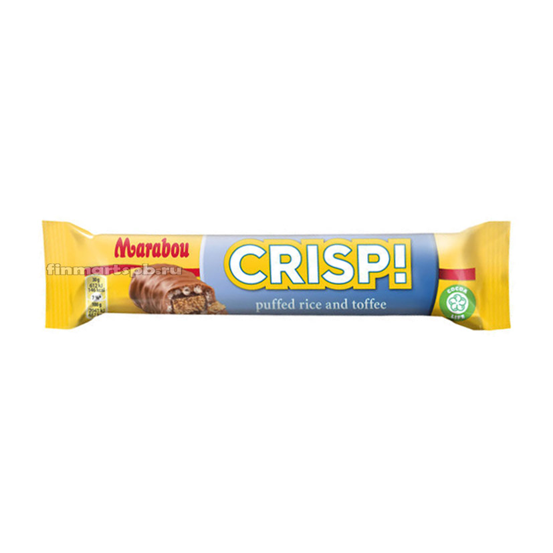 Шоколадный батончик Marabou Crispi (Марабу криспи) - 60 гр.