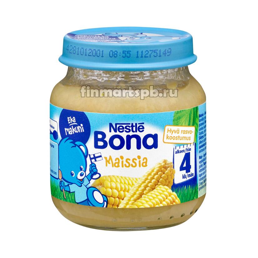 Nestle Bona Maissia (кукуруза) - 125 гр.