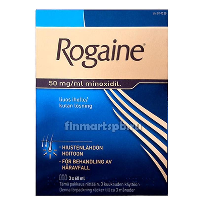 Rogaine 3*60