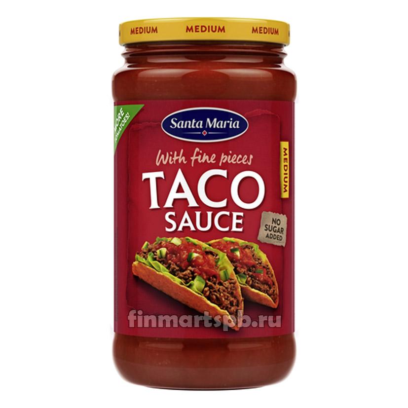 Santa maria taco sause medium