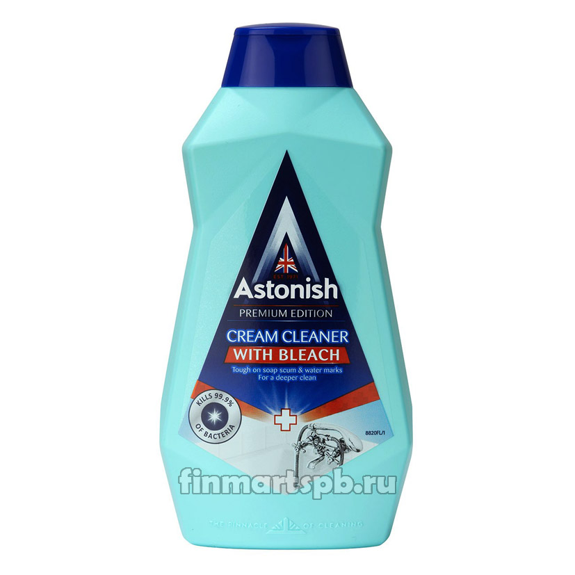 Astonish Cream Cleaner