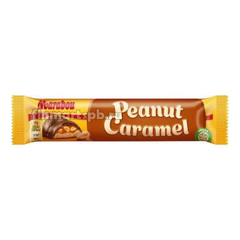 Шоколадный батончик Marabou Peanut caramel  37 гр.