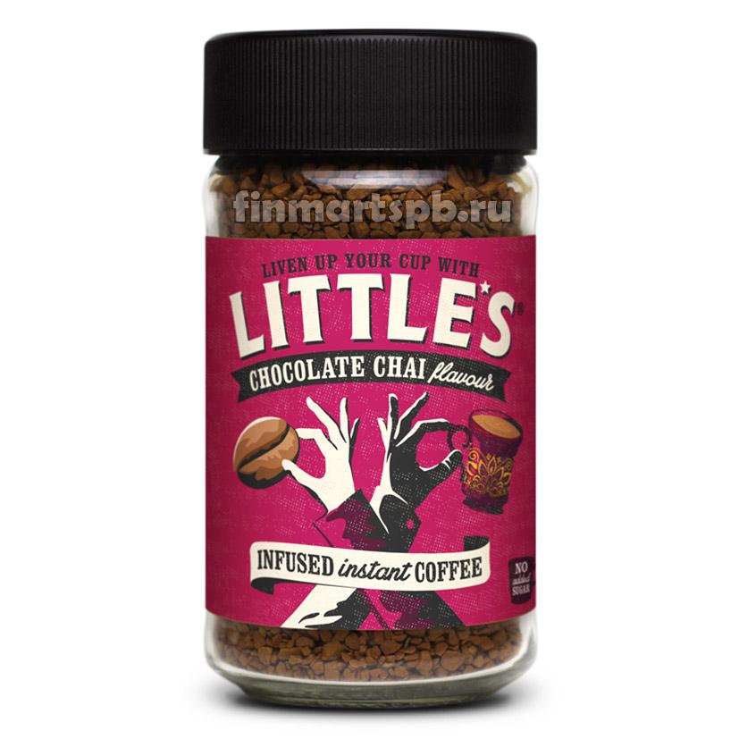 Растворимый кофе премиум Little's Chocolate Chai - 50 гр.