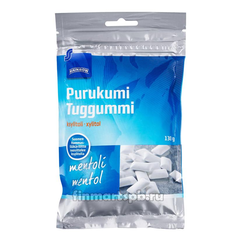 Жевательная резинка Rainbow Purukumi Mix (ягодное ассорти) - 130 гр.