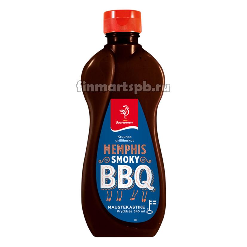 Соус Saarioinen Memphis smoky BBQ, 345 мл
