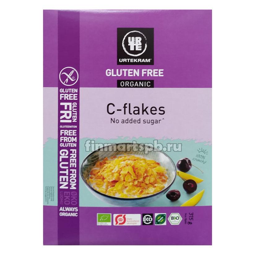 Кукурузные хлопья Urtekram C-flakes