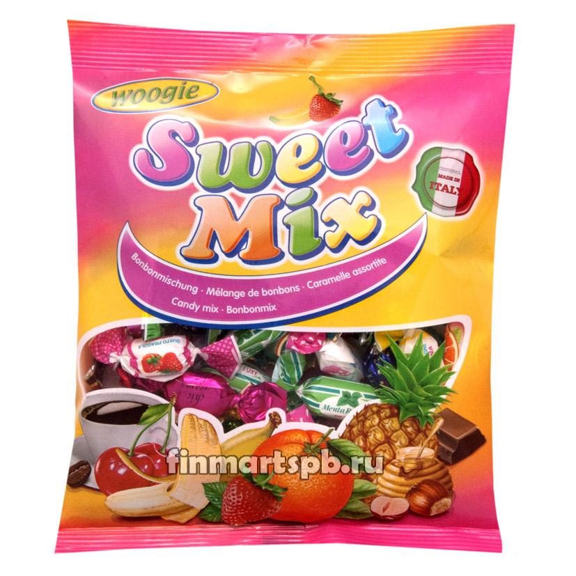 Карамель ассорти Woogie Sweet Mix, 250 гр.