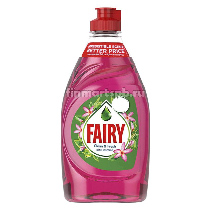 Моющее средство для посуды Fairy Clean&Fresh pink jasmine