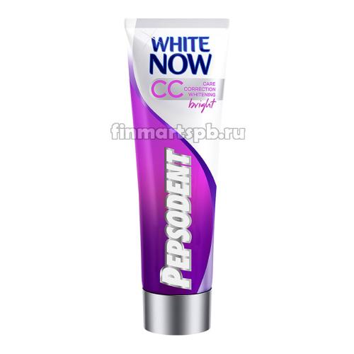 Зубная паста Pepsodent White Now CC Bright